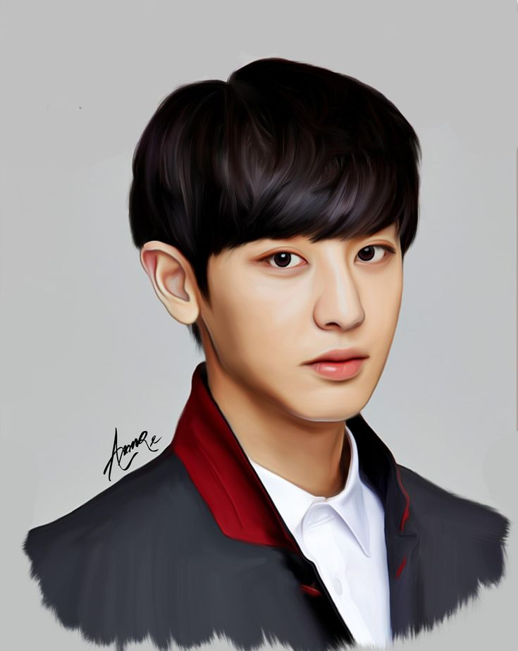 Exo's Chanyeol Fanart