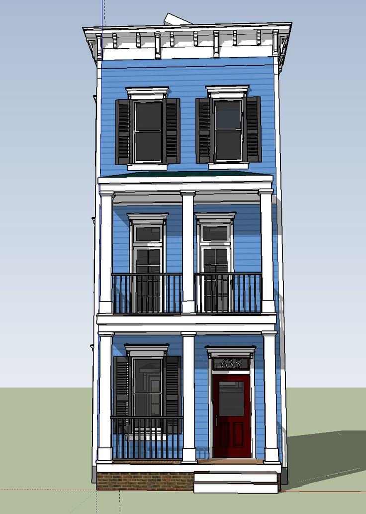 Front Elevation Windows : Best birch options floorplans elevations images on