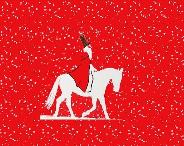 Sinterklaas (met PhotoFiltre bijgewerkt)