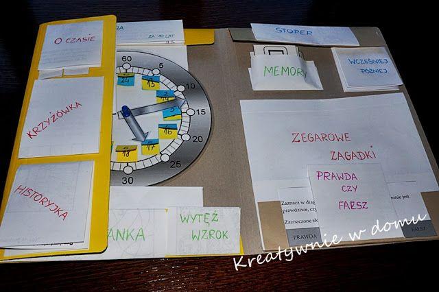 Matematyka czasu | Kreatywnie w domu