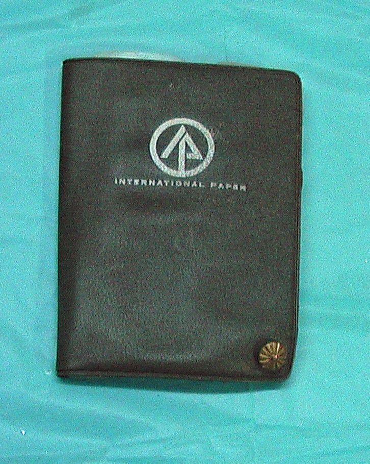 Mobile al international paper company credit card holder