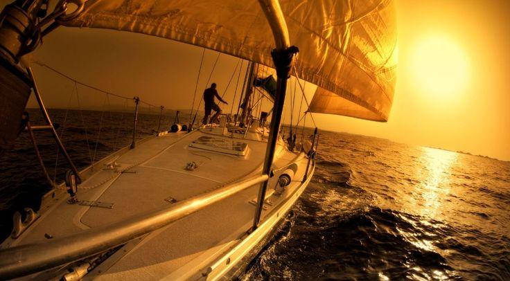 Sailing cruises arranged by Elounda Gulf Villas & Suites experiences staff!