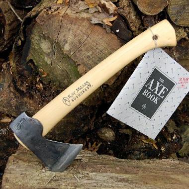 Gransfors Wildlife Hatchet Axe    Practical handcrafted beauty.