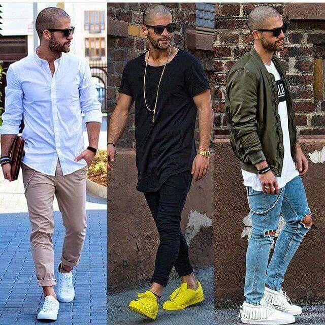 Moda masculino ♂