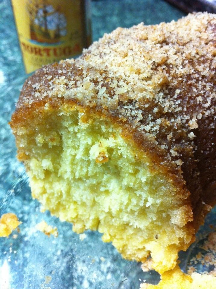 Picture of How to make a Tortuga Rum Cake