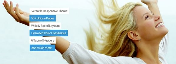 20 Best Premium HTML5 Website Templates
