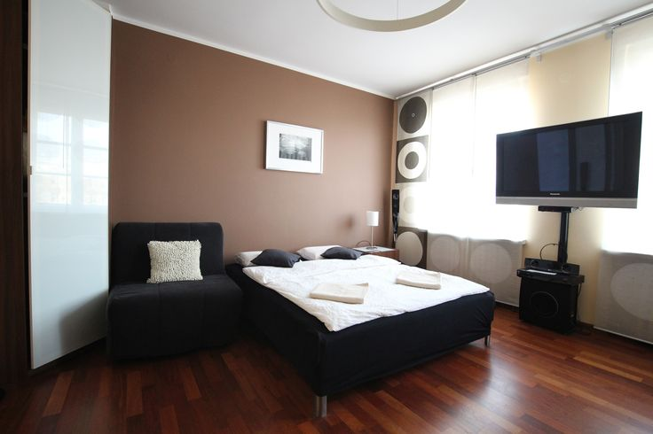 Apartament Brązowy http://www.rainbowapartments.pl/apartament-brazowy/