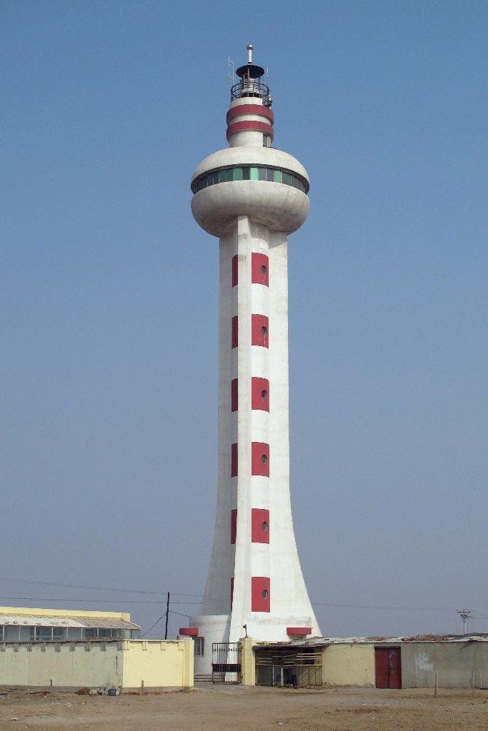 Diaolongzui #lighthouse [1998 - Suizhong, Liaoning, #China] - http://dennisharper.lnf.com/