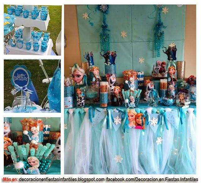 Decoracion en fiestas infantiles kids partty pinterest - Decoracion fiestas infantiles en casa ...