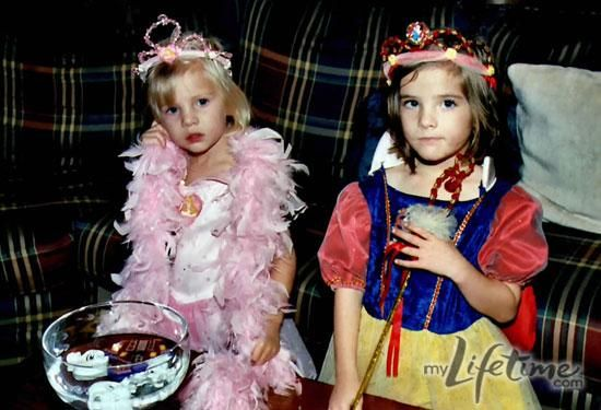 Dance Moms Brooke and Paige childhood pictures
