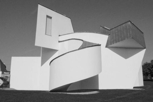 Frank O. Gehry  #architecture #vitra #frankogehry #eames