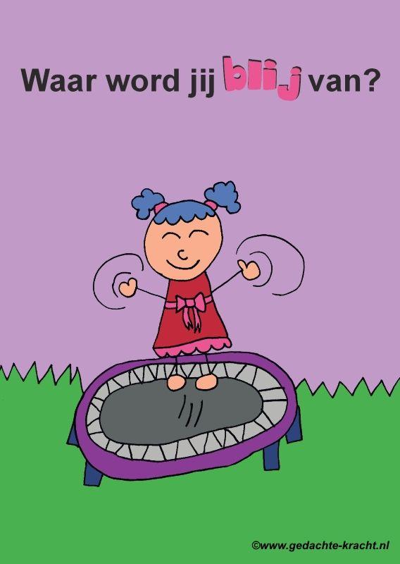 Postkaart, verkrijgbaar vanaf 1 november 2014 op www.gedachte-kracht.nl