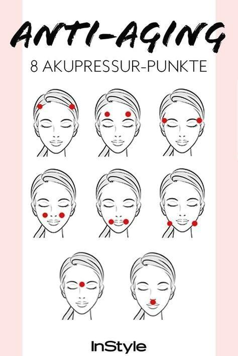 Acupressure against wrinkles: Pressing these 8 points will ...