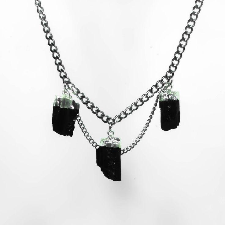 Arabella Tourmaline Choker Necklace