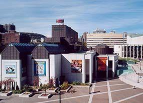 Musée d'art contemporain de Montréal - wonderful contemporary art museum in Montreal