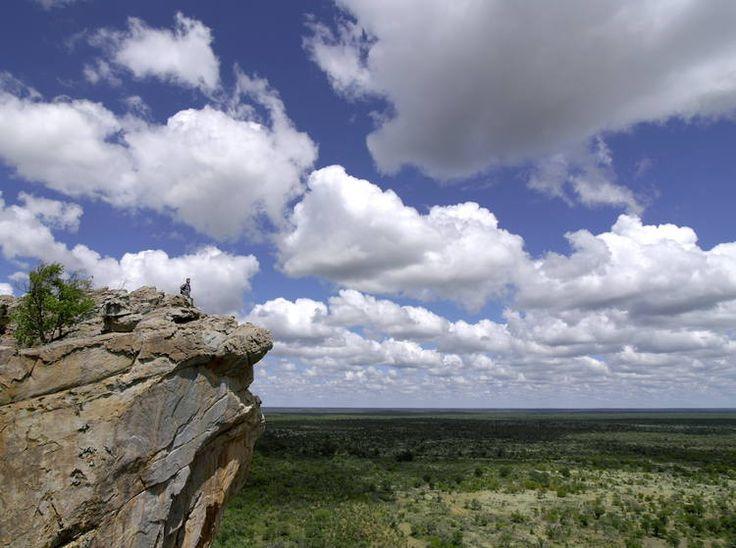 Tsodilo Hills - largest concentration of San art