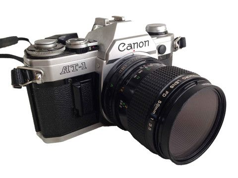 Canon AT 1 With Carry Bag – Junkie Charity Store