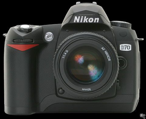 Nikon D70 Review: Digital Photography Review-