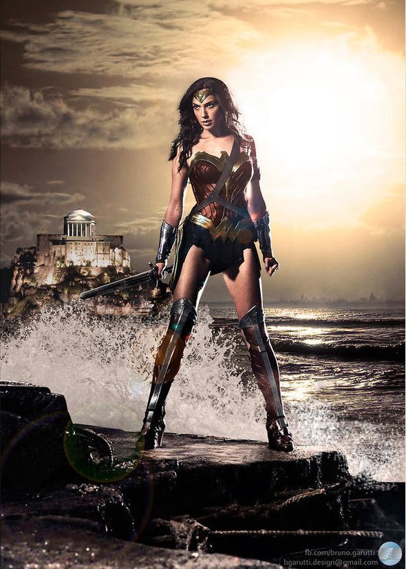 Character: Wonder Woman / Actress: Gal Gadot