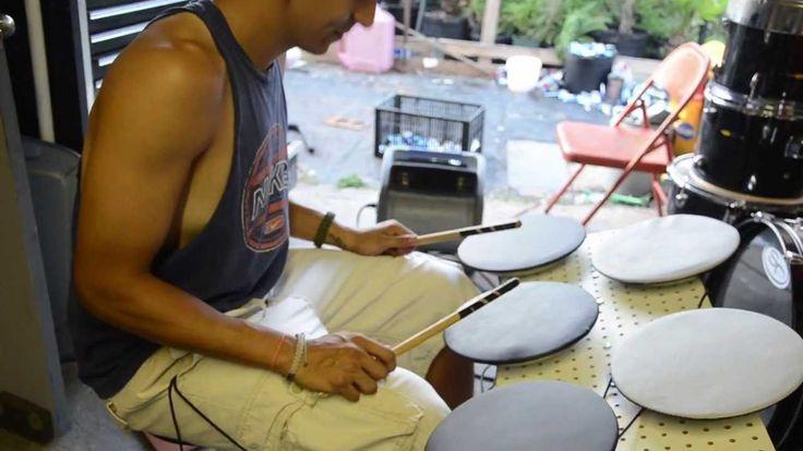 DIY Drum Pads