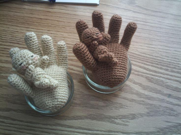 Zwaantje Creatief - hand met baby