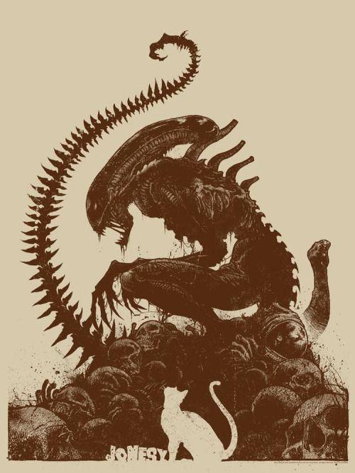 "lordwanjavi: "" Alien > godmachine """