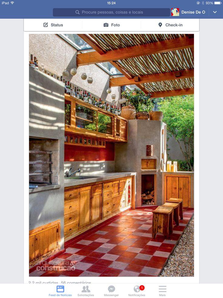 decoracao rustica kitnet : decoracao rustica kitnet:1000 imagens sobre Decora e Arquitetura no Pinterest