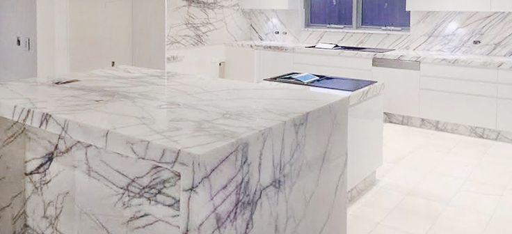 Carrara Marble & Granite