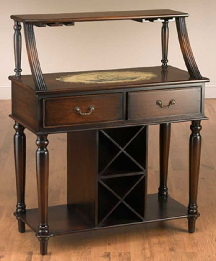 Unique Wooden Wine Bar Cabinet Furniture Wine Cabinet Aa