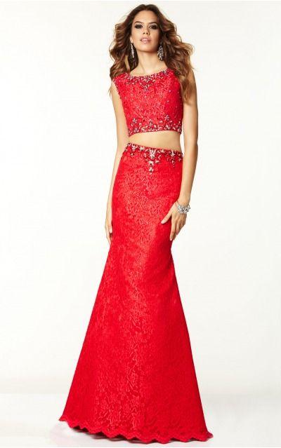 Scoop Sleeveless Mermaid Zipper Floor-length Formal Dresses afbb1026