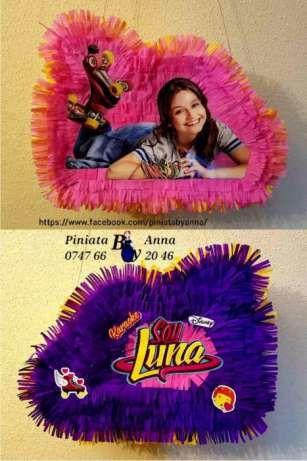 Pinata Soy Luna Piniata Iasi - imagine 1