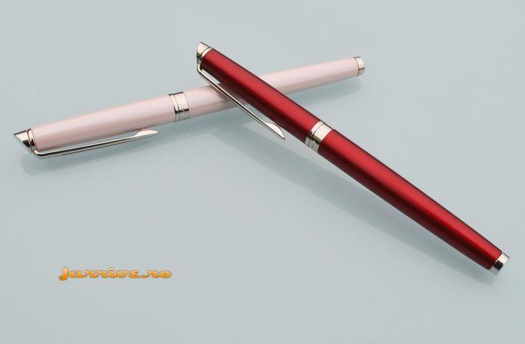 HEMISPHERE Red & Pink- fountain pen