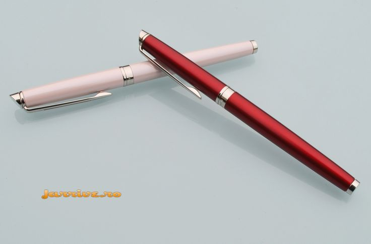 HEMISPHERE Red & Pink- fountain pen