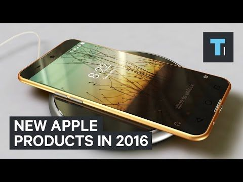Tech Insider: New Apple products in 2016