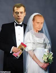 Prime Minister of Russia, Dmitry Medvedev