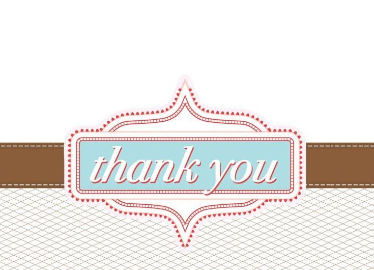44 best FREE Printable Cards images on Pinterest Free printable - printable thank you note