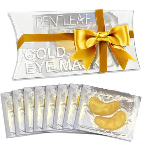 What makes us stand out from the pack? Beneleaf's Gold Eye Masks are on the cutting edge of skin care technology. These revolutionary crystal collagen skin patches are made from a proprietary material