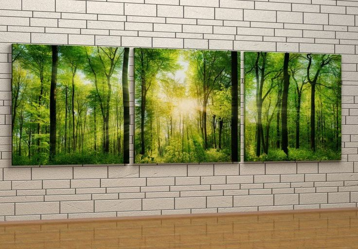 Forest - Canvas