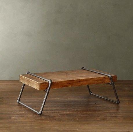 Madeira mesa de café LOFT vento industrial de salão mesa sofá lado criativo algumas mesas de cou americano