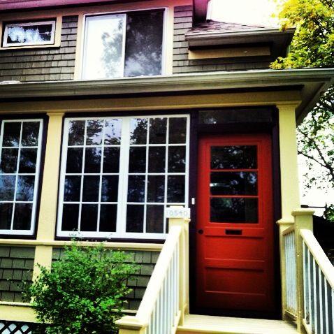 Front view, front door. http://www.mavbuild.com/residential.php