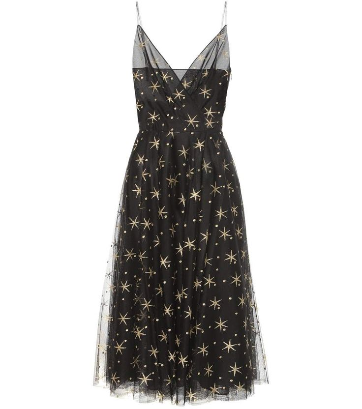 mytheresa.com - Printed tulle dress - Luxury Fashion for Women / Designer clothing, shoes, bags