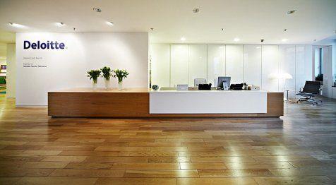 Ian Bryan Architects - for Deloitte Czech Republic