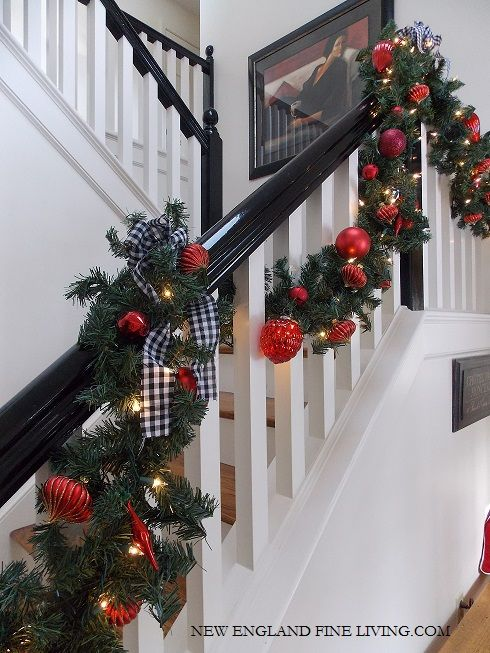 Red & Black Christmas Decor – HighEnd Pennies