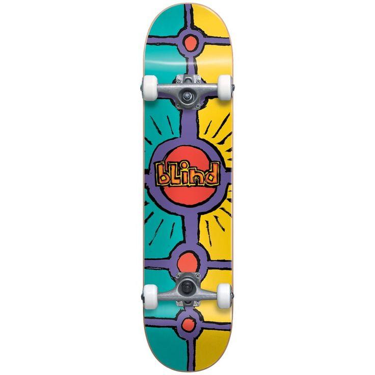 """Blind Holy Grail Complete Skateboard - 8"""""""