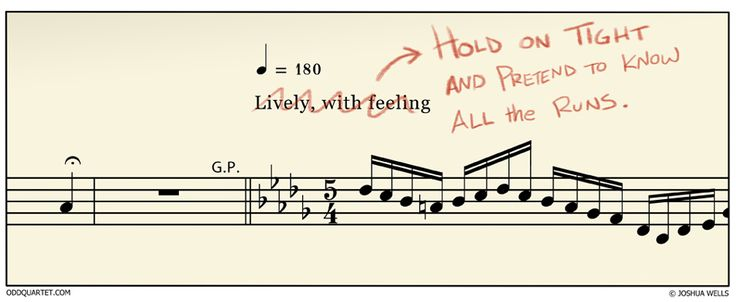 More true than most musicians would probably admit....