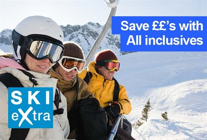 All Inclusive Ski Holidays, All Inclusive Skiing Package Deals from Al