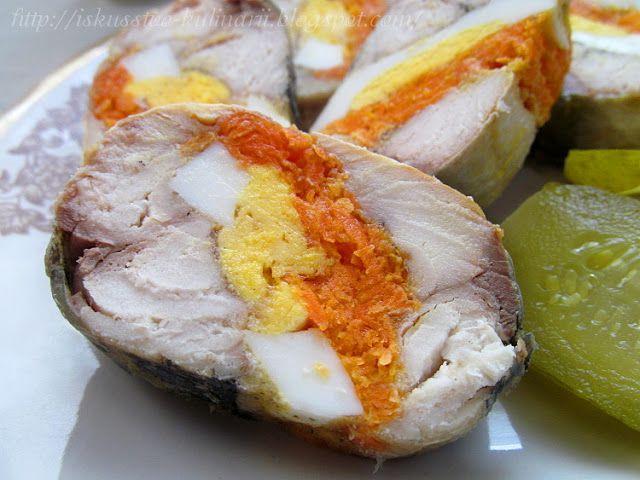 Уверена, многие как и я ранее ели скумбрию либо в копченом, либо в соленом виде, ну возможно еще запеченную))) Но, скумбрия рыбка очень ...