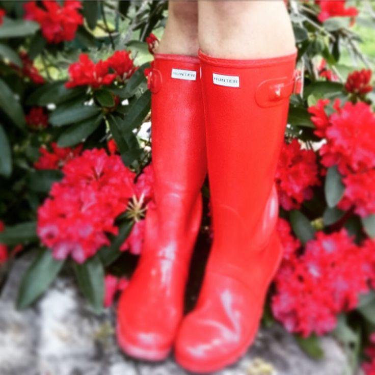Krueger Christmas Tree Farm: 172 Best Images About Hunter Boots On Pinterest