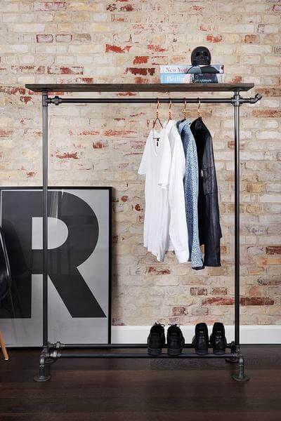 Die besten 25+ Kleiderständer Ideen auf Pinterest stehende - designer kleiderstander buchenholz