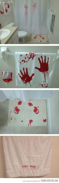 The Murder Bathroom